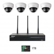 Dahua  trådlöst övervakningspaket