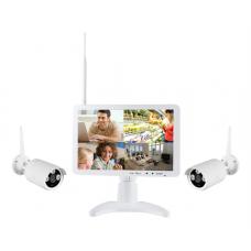 Trådlöst kameraövervakningspaket