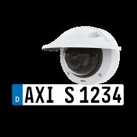 Axis P3245-LVE-3 Nummerskyltkamera