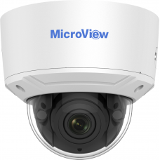 MicroView 4MP varifokal domekamera